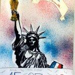 Un symbole pour la Statue de la Liberté